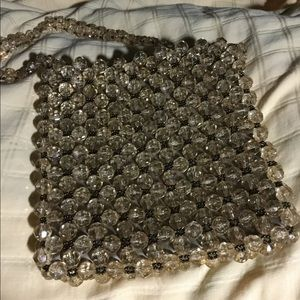Handbags - Fun, vintage, beaded evening bag. Very well made.